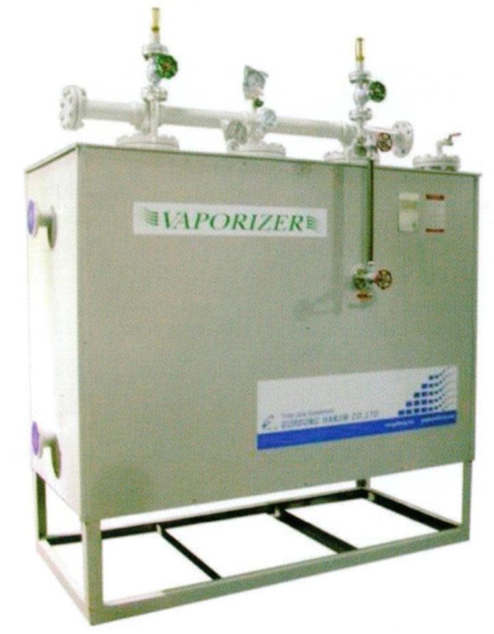 Hot water(Steam) Heated Vaporizer – Gurbong